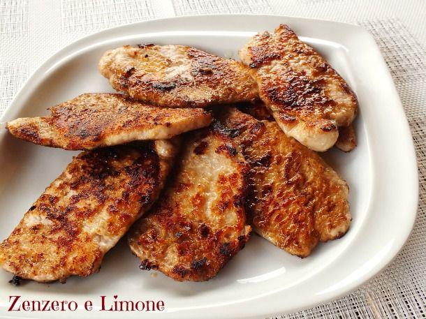 Le fettine di lonza all'aceto balsamico sono un secondo piatto molto saporito e di una facilità incredibile. Perfette se si hanno i minuti contati!!!