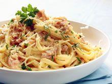 pasta met tonijn uit blik