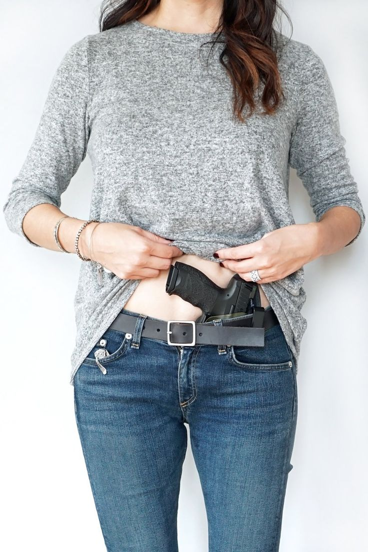 Concealed Carry Shirt for Women