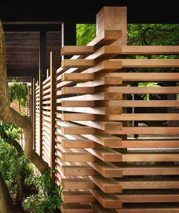 27+ Unique Privacy Fence Ideas You May Consider