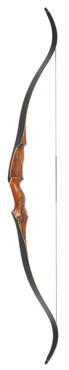 My favorite bow!  The Mamba recurve from Martin Archery is a redesigned Martin Highspeed of old. Traditional Bowhunters have raved about this bow for years. The Mamba is a beautiful and powerful recurve that stores a great amount of energy for FAST shooting.