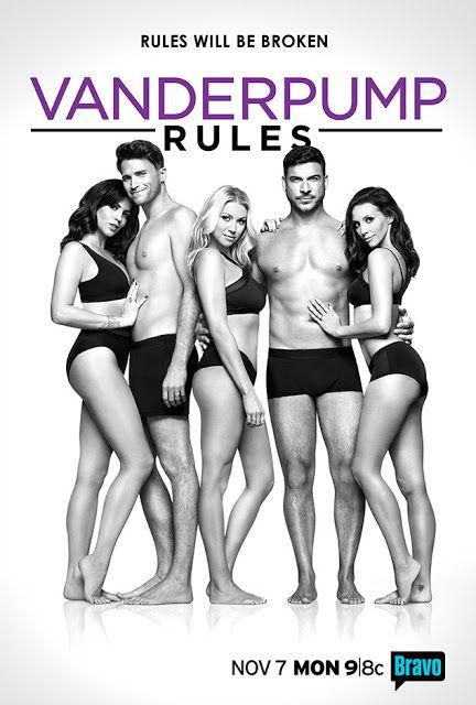 Vanderpump Rules Cast Strips Down In New Season 5 Racy Promo Photo!