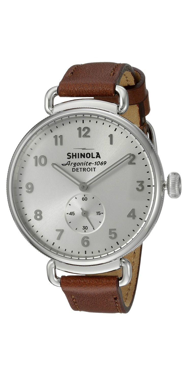 Have the time of your life.  It's always the right time for the beauty of #Shinola #Detroit The Runwell.  #watch #timepiece #jewelry