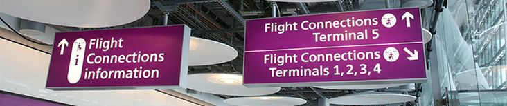 heathrow airport signs - Google Search
