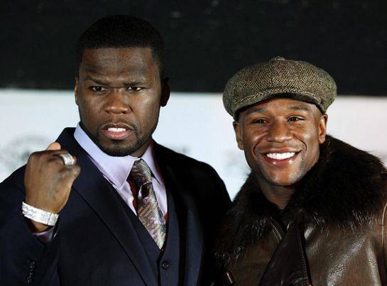 50 Cent Betting $1.6 Mil On Floyd Mayweather- http://getmybuzzup.com/wp-content/uploads/2015/03/430560-thumb.png- http://getmybuzzup.com/50-cent-betting-1-6-mil-floyd/- By Celeb Editor Rapper 50 Cent has placed a $1.6 million bet on Floyd Mayweather to win the fighter's May 2 bout against Manny Pacquiao. A Mayweather win in the richest fight ever would see 50 Cent, real name Curtis Jackson, pocket around $2.3m. The purse is expected to fetch as much as...- #50Cent, #Flo