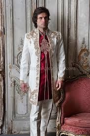 Red and white coombinations sherwani #asianweddingmag #asianweddingshow #asianwedding #asiangroom #sherwani  Picture from: Charmicreatios.com