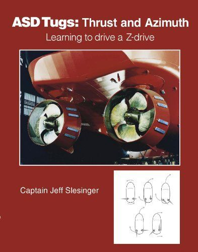 ASD Tugs Learning to Drive a Z-drive by Captain Jeffery Slesinger. Save 27 Off!. $32.97. Publisher: Schiffer Publishing, Ltd. (February 1, 2011). Publication: February 1, 2011