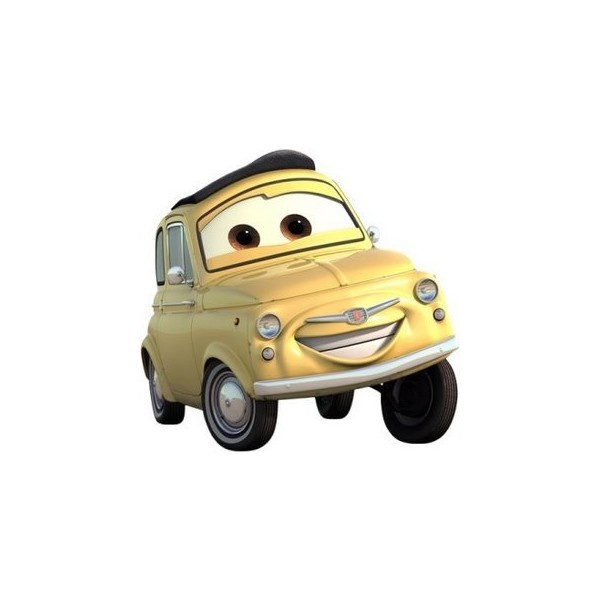 Free Disney Cars Clipart ❤ liked on Polyvore