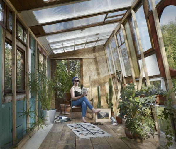 die besten 25 gew chshaus glas ideen auf pinterest glas haus gestaltung glashaus und. Black Bedroom Furniture Sets. Home Design Ideas