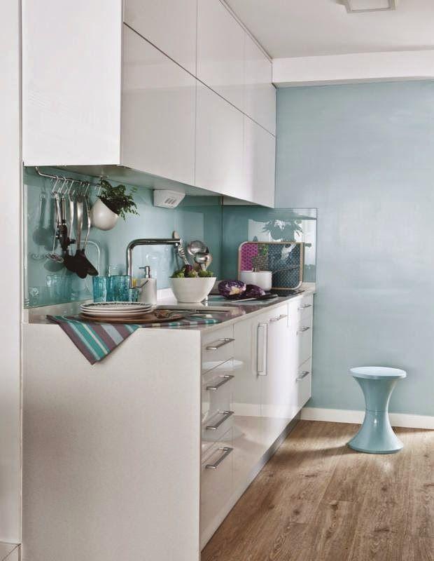 Cozinha super clean