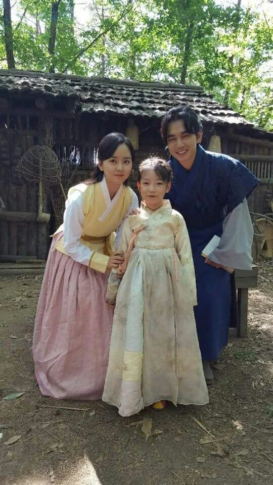 The Emperor: Owner of the Mask (Hangul: 군주-가면의 주인; RR: Gunju - Gamyeon-ui ju-in; lit. Ruler - Master of the Mask) is South Korean television series starring Yoo Seung-ho, Kim So-hyun, Kim Myung-soo, Yoon So-hee, Heo Joon-ho and Park Chul-min. It airs on MBC.