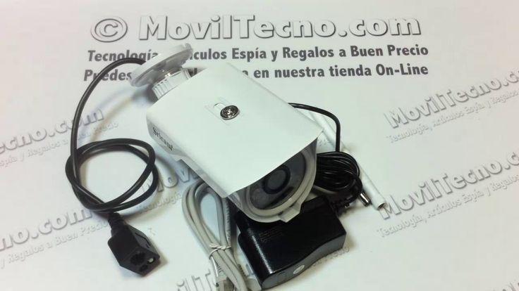 Camaras de seguridad Wifi y grabador - MovilTecno.com