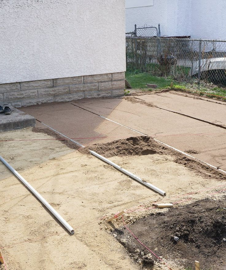 Doing It Right: How To Lay A Level Brick Paver Patio | Brick Paver Patio,  Brick Pavers And Fresco