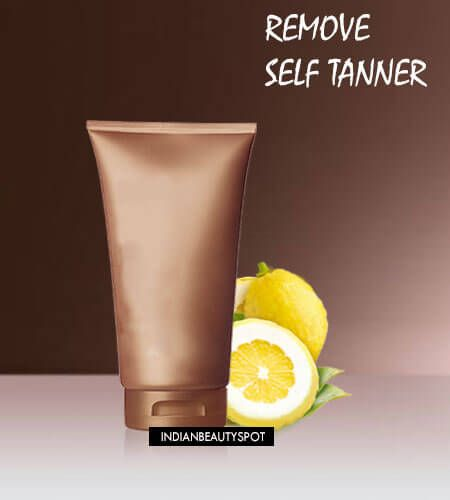 Get your summer in full swing with fresh and glowing skin. We all are about self tanner during summer but streaks happen. Self tanner when introduced in the market it earned a notorious reputation for producing orange, streaky colors but incorrect shade selection and errors is still produced the occasional self tanner errors. The streaks and discoloration will go away after few weeks but we do have many homemade remedies which helps to get your old color back as quickly as possible.  Lemon…