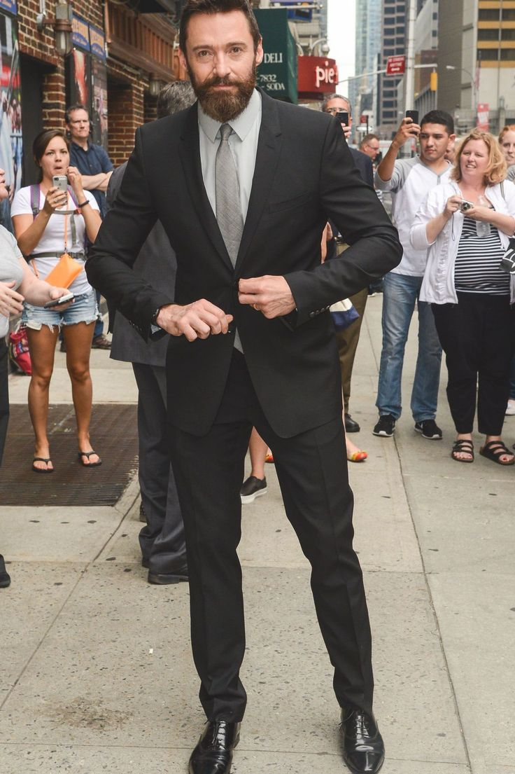 Pin auf Hugh Jackman