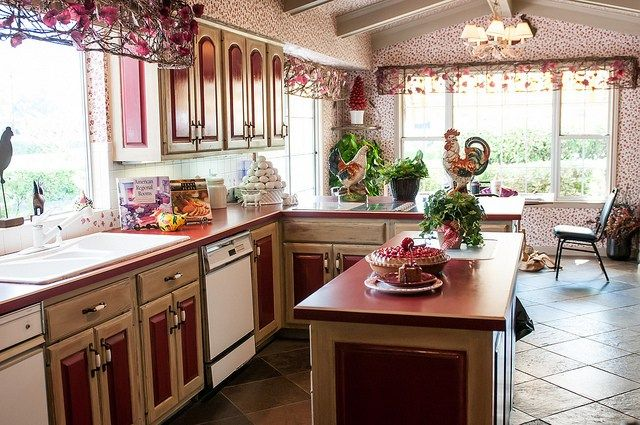 Southfork Ranch - Miss Ellie's Kitchen