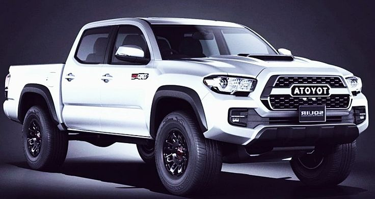 2018 Toyota Tacoma Car Mpg - The 2018 Toyota Tacoma gets the Toyota Security Sense-P safety suite as requirement