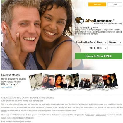 Reviews of Best Interracial Dating Sites 2017 in the UK