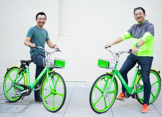 LimeBike raises $12 million to roll out bike sharing without kiosks in the US #Startups #Tech