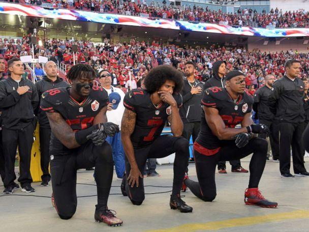 NFL players can have 'First Amendment right off the field': Mnuchin   The U.S. treasury secretary defended Trump's criticism of kneeling players.  ------------------------------ #news #buzzvero #events #lastminute #reuters #cnn #abcnews #bbc #foxnews #localnews #nationalnews #worldnews #новости #newspaper #noticias