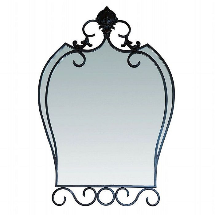 Super 70 best Wrought Iron Mirrors images on Pinterest | Mirrors, Home  UW01