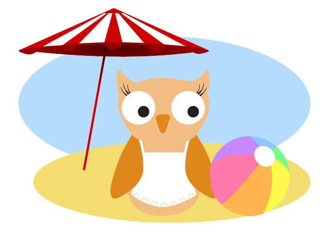 owl clip art summer - Yahoo Canada Image Search Results ...