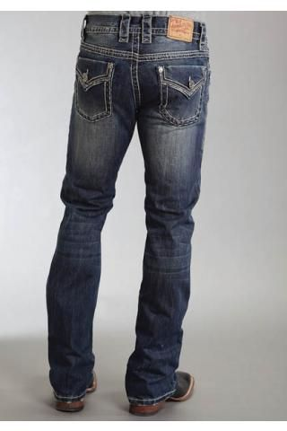 Flap Back Pocket Stetson Men s 1014 Fit Jean Jeans Urban Western Wear 83f52bff222