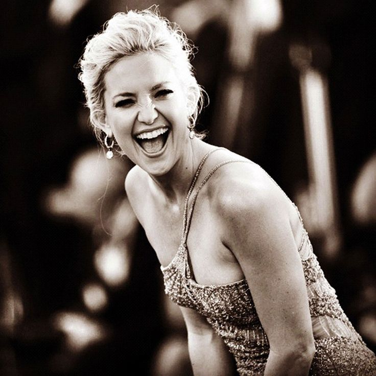 Get Happy! The Best Celebrity Smiles featuring Kate Hudson