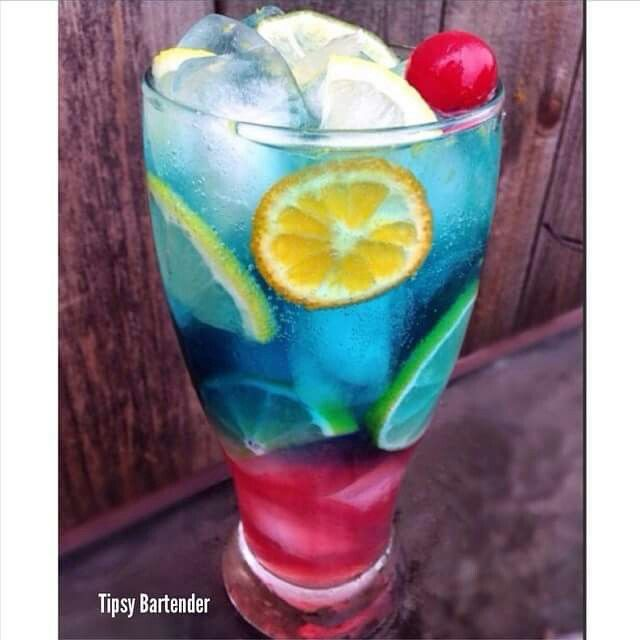 68 best images about fishbowl on pinterest schnapps for Fish bowl drink tipsy bartender