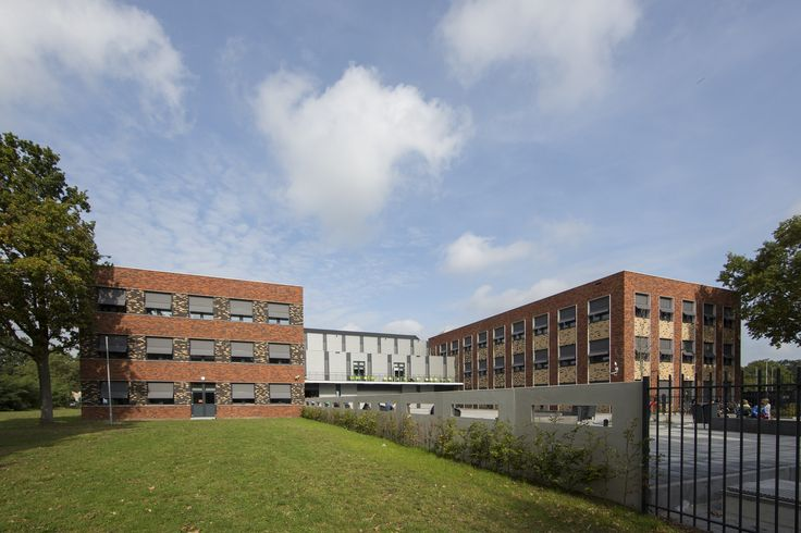 Dr Mollercollege en Walewycmavo, Waalwijk, bieden lesruimte voor alle groepen, met open leercentra ter ondersteuning.