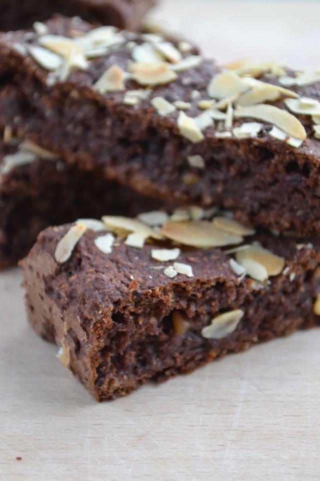 Zachte Banaan Chocolade Repen - Blij Suikervrij