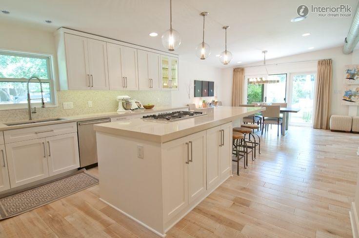 kitchen renovations white | White kitchen cabinet renovation renderings. Minimalist kitchen ...