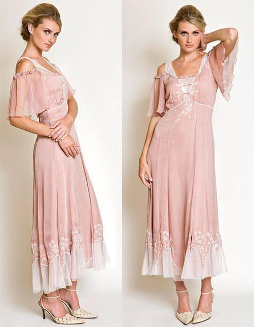 Nataya Vintage Off-Shoulder-Kleid. So hübsch ♥   – Wedding/Shower