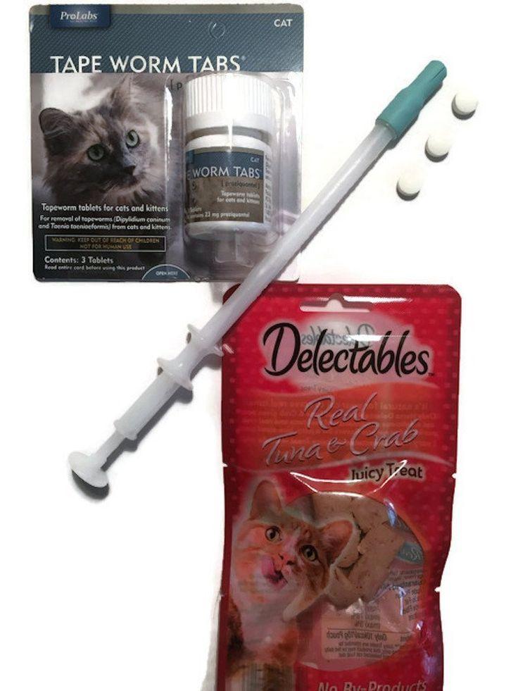 cat dewormer