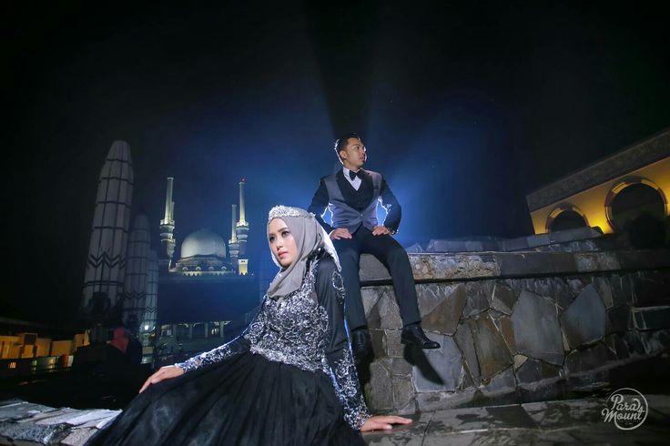 Prewedding Hijab Night