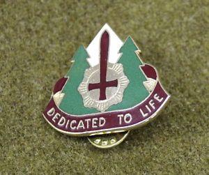 10725-US-47th-Combat-Support-Hospital-Insignia-DI-Pin-Medal-Military-Badge