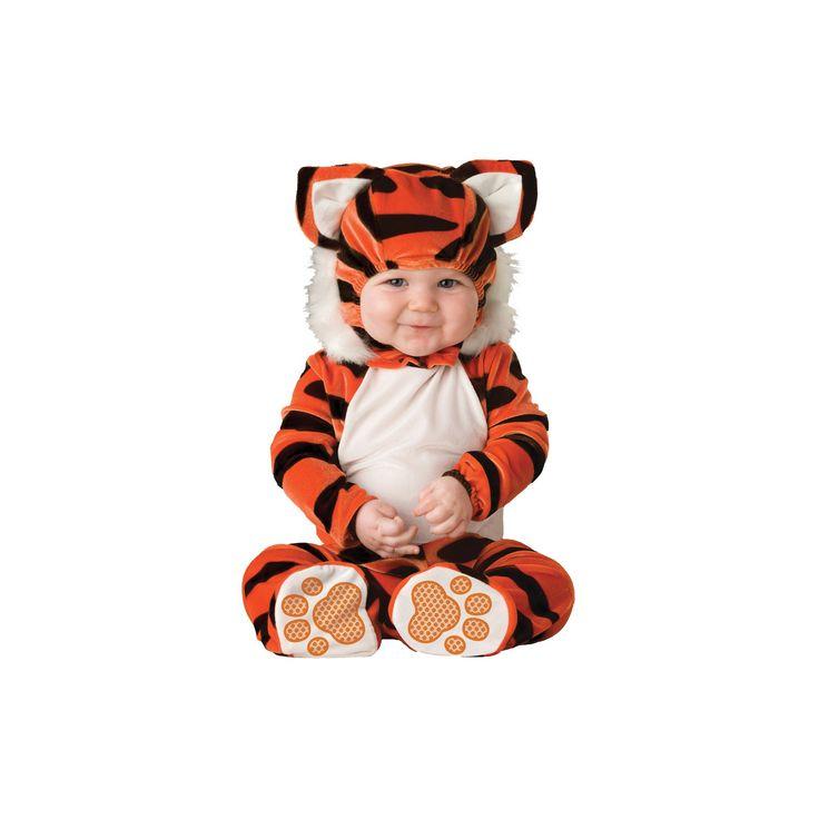 Halloween Toddler Tiger Costume 18-24 Months, Toddler Boy's, Black