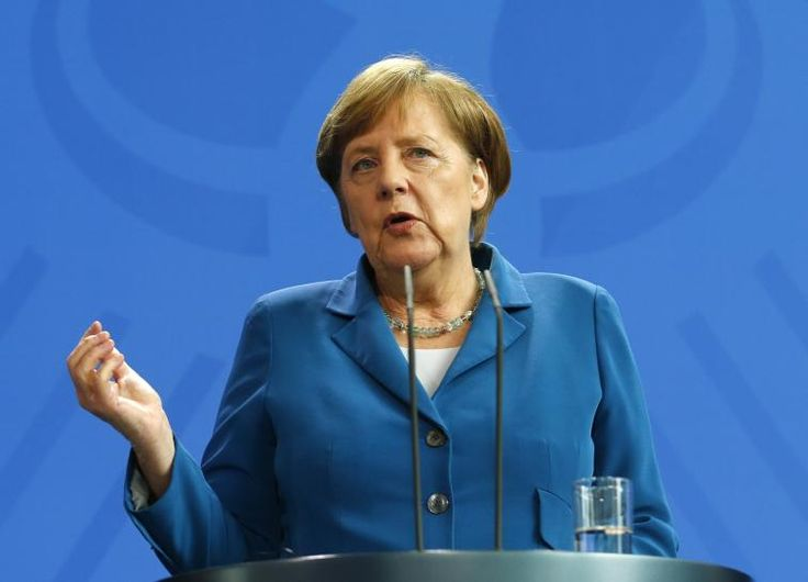 #world #news  Germany's Merkel wants to limit Brexit fallout