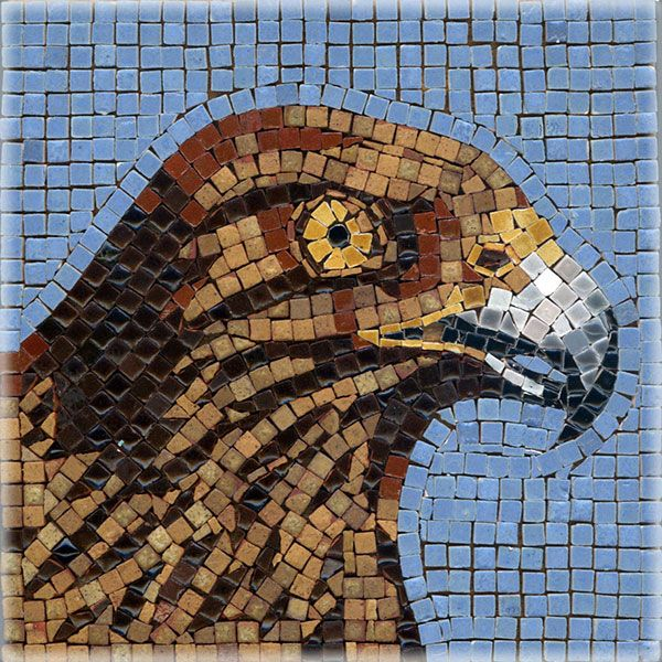 17 Best Images About Bird Mosaic On Pinterest Ceramics