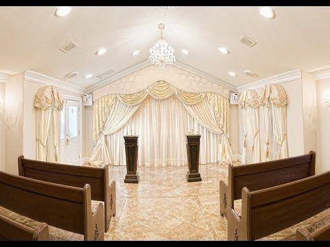 Victorian Wedding Chapel Las Vegas Of The Flowers