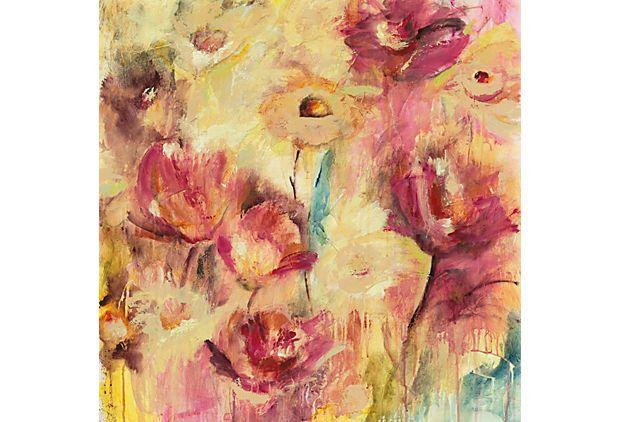 Jane Bellows, Luscious I on OneKingsLane.com