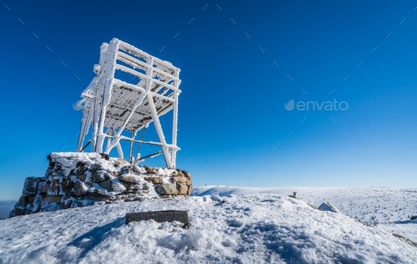 Viewing platform on the top of Szrenica mountain - Stock Photo - Images Download here : https://photodune.net/item/viewing-platform-on-the-top-of-szrenica-mountain/20094397?s_rank=232&ref=Al-fatih