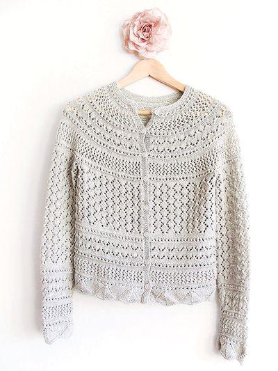 84 best Cardigan Knitting Patterns images on Pinterest