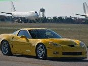 2007 Lingenfelter Corvette Z06 427 Twin Turbo 0 to 60 mph - 1.67 1/4 mile - 9.25 est top speed 250+ WOW!!