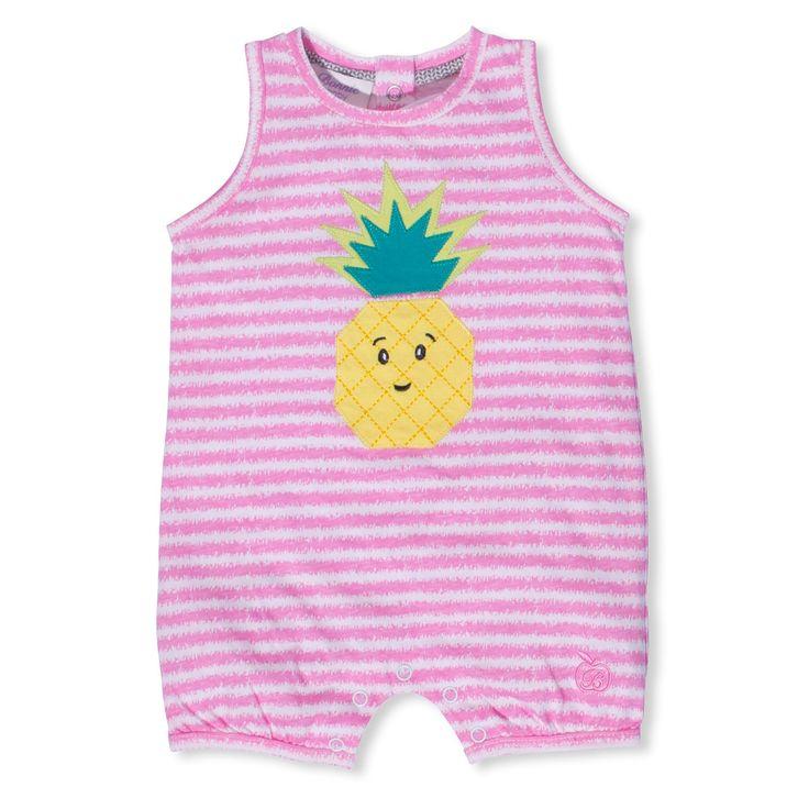 Φορμάκι αμάνικο Pineapple