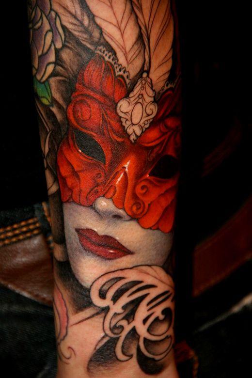 gogue art tattoo