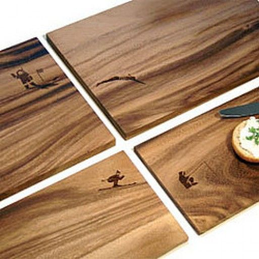 18 Best Cutting Board Designs Images On Pinterest