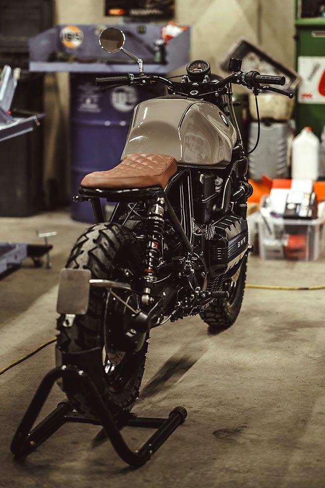 'Sir Ulrich' BMW K100 – NCT Motorcycles - Pipeburn.com