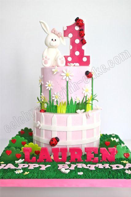 Celebrate with Cake!: 1st Birthday