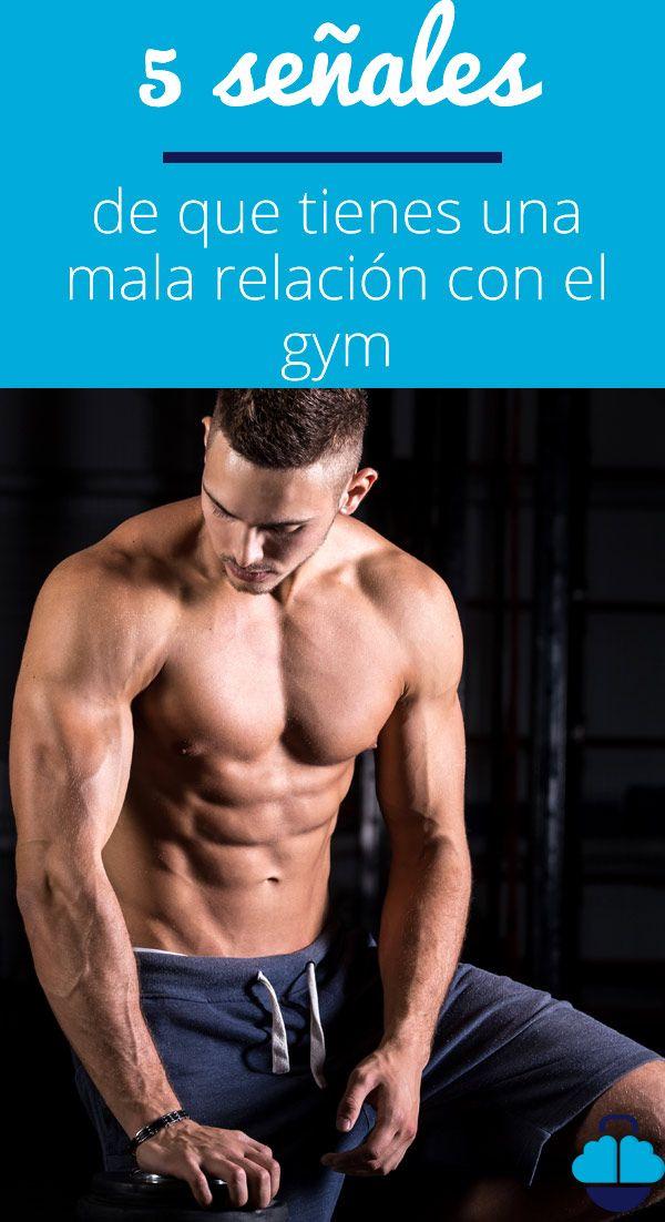 Estas 5 señales indican que alguien tiene una mala relación con el #deportes      #fitness #workout #gym #fit #tips #consejos #entrenamiento #rutina #ejercicios #blogfitness #culturismo #gym #gimnasio #obsesion